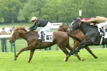 Ménestrol devant Kappelmann, 28 mai 2005