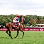 Nakayama Festa à Longchamp - retour de l'Arc